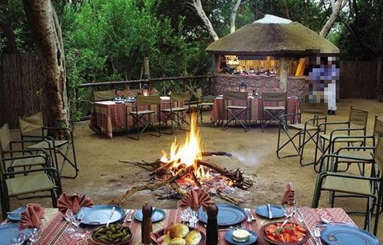 Madikwe River Lodge - Restaurant - 8