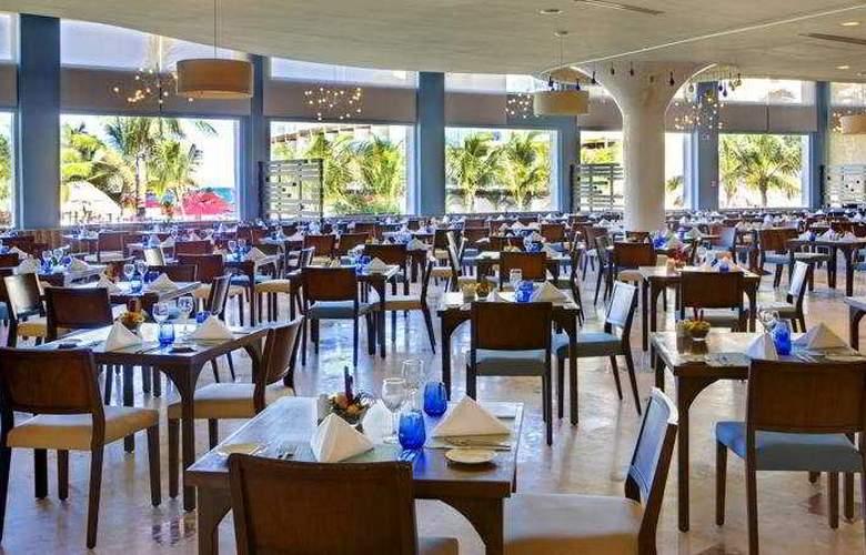 Azul Sensatori Hotel By Karisma Gourmet AI - Restaurant - 9