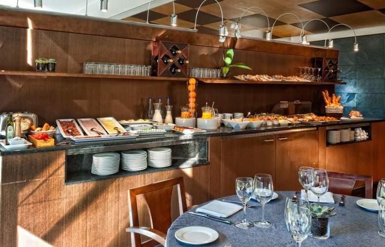 Best Western Alfa Aeropuerto - Restaurant - 21