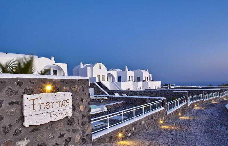 Thermes Luxury Villas - Hotel - 11