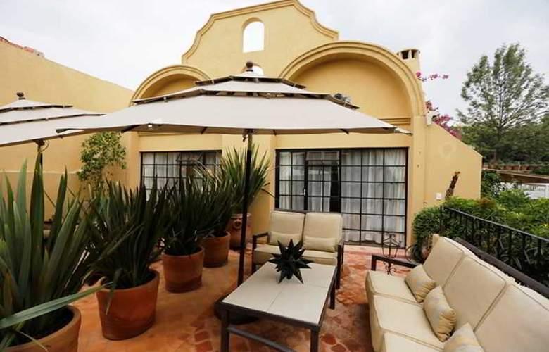 Hacienda el Santuario Centro - Terrace - 14