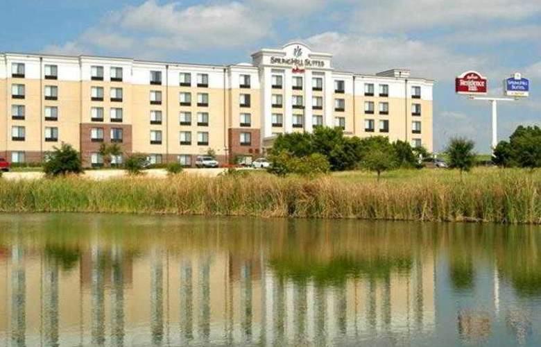 SpringHill Suites Austin North/Parmer Lane - Hotel - 14
