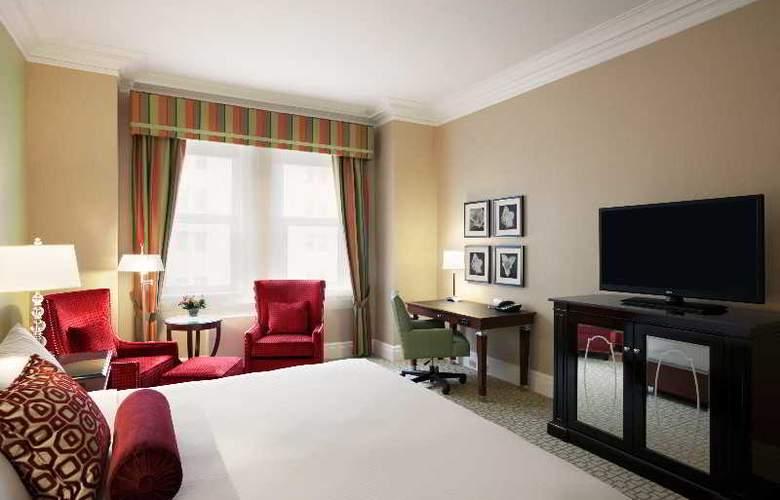 Fairmont Chateau Laurier - Room - 8