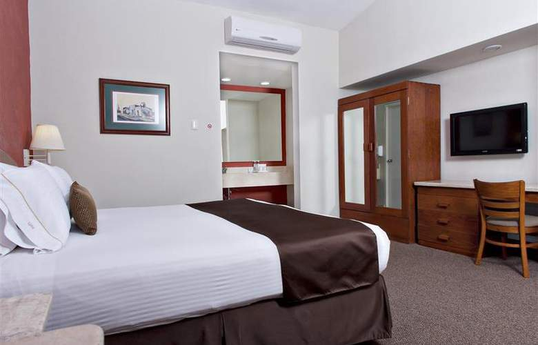 Best Western Royal Courts - Room - 114