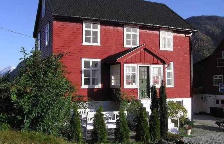 Dragsvik Fjordhotel - Hotel - 9
