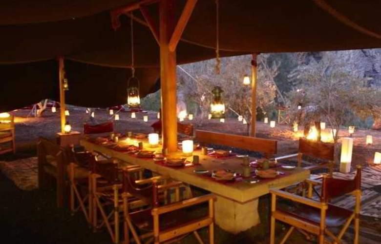 Evason Ma'In Hot Springs & Six Senses Spa - Restaurant - 8