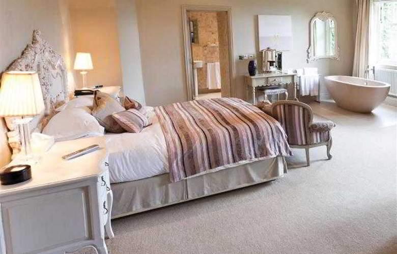 Best Western Mosborough Hall - Hotel - 90