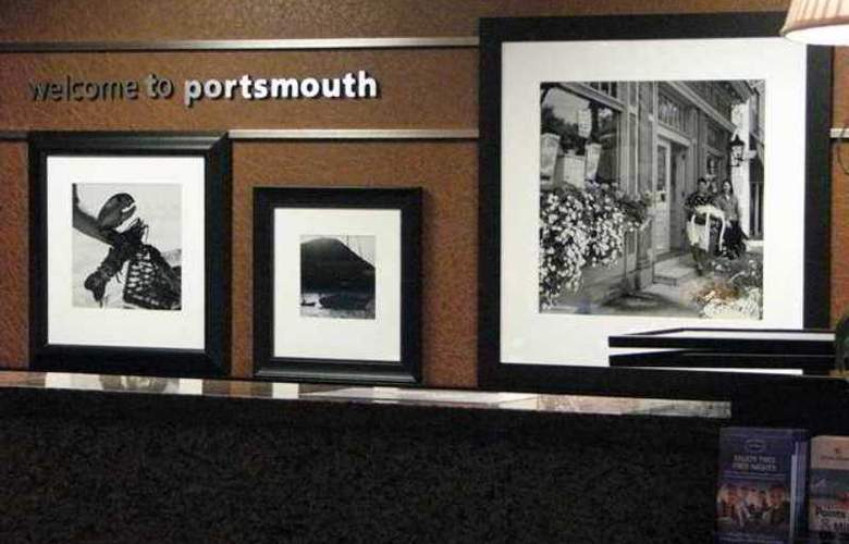 Hampton Inn Portsmouth - Hotel - 0