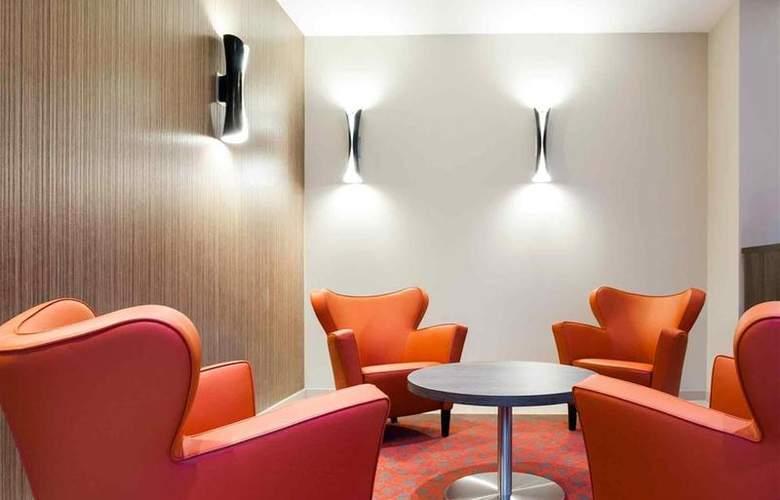 Mercure Brussels Centre Midi - Hotel - 63