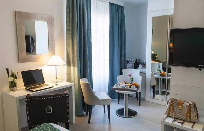 Best Western Carlton - Hotel - 17