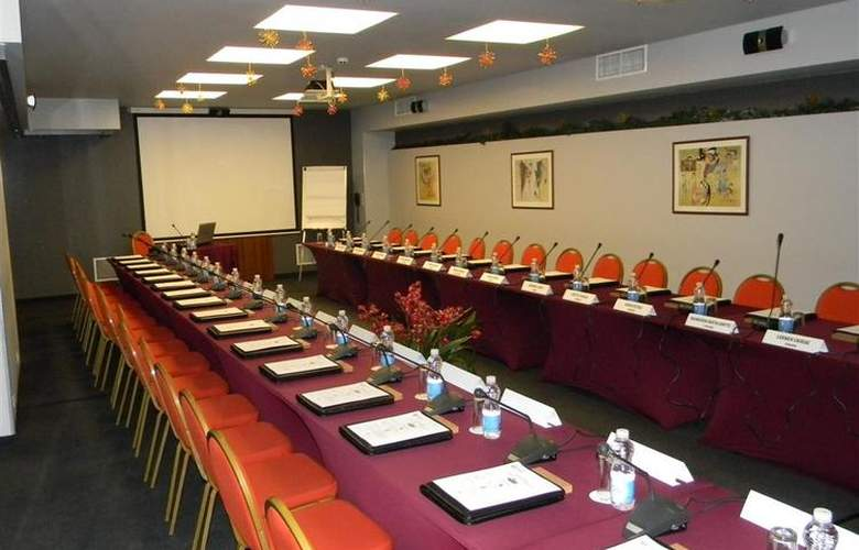 Best Western Premier Collection City Sofia - Conference - 3