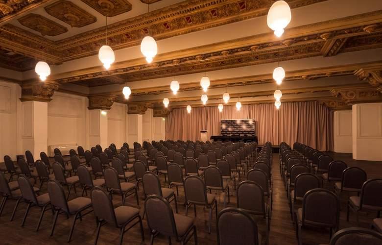 Esplendor by Wyndham Montevideo Cervantes - Conference - 4