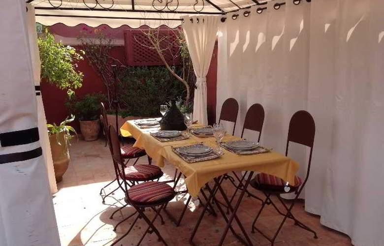 Riad Sadaka - Terrace - 15