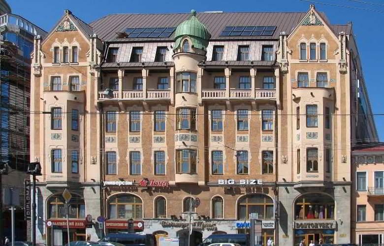 Dostoevsky - Hotel - 0