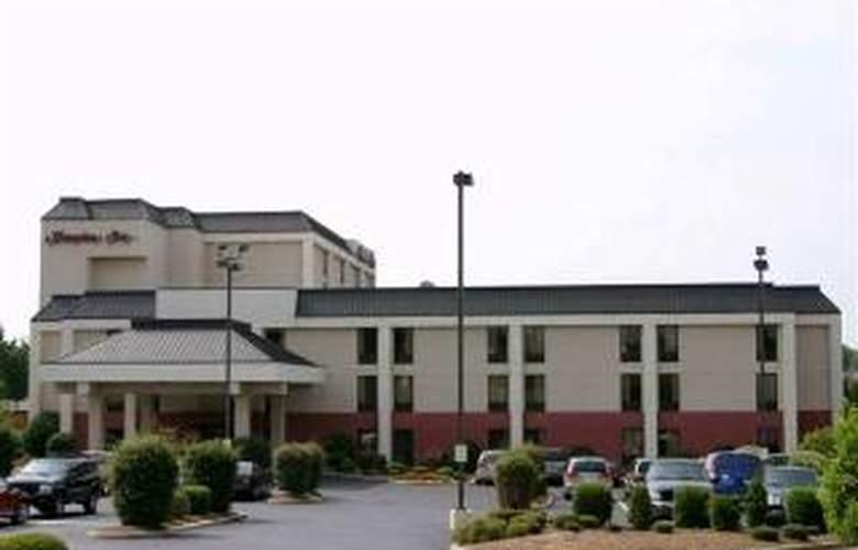 Hampton Inn Greenville Airport - General - 1