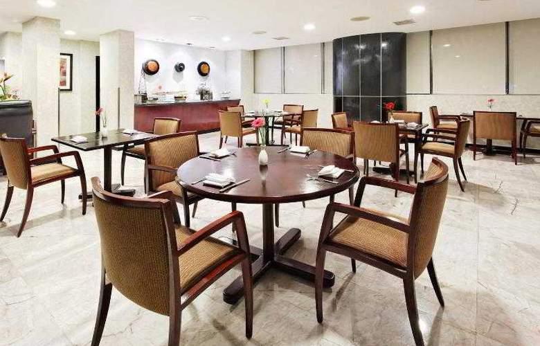 Holiday Inn Monterrey Parque Fundidora - Restaurant - 25