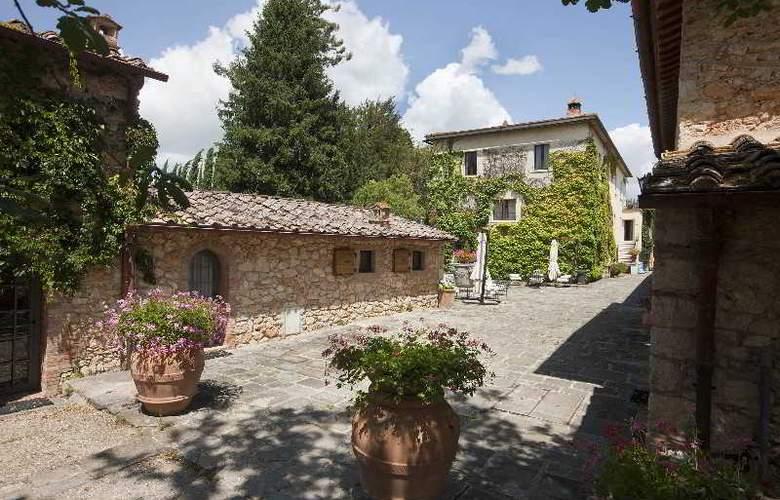 Borgo San Luigi - Terrace - 8