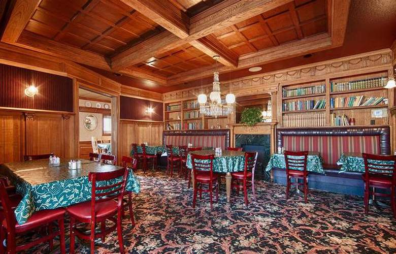 Best Western Greenfield Inn - Restaurant - 86