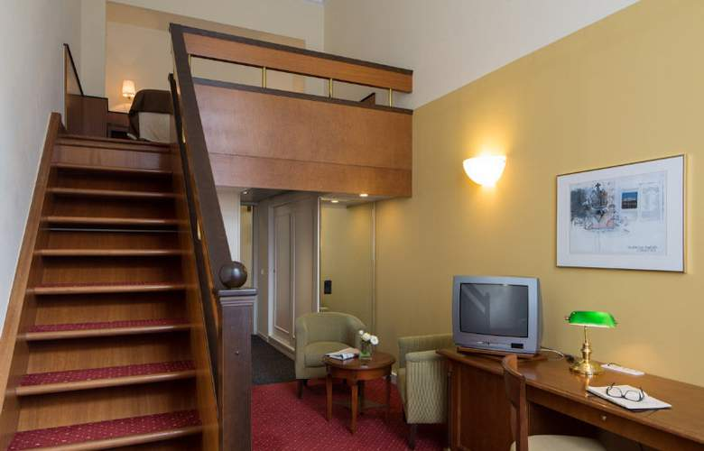 Austria Trend Hotel Schloss Wilhelminenberg - Room - 3