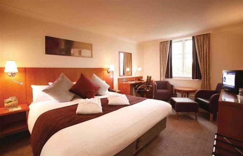 Best Western Reading Moat House - Hotel - 34