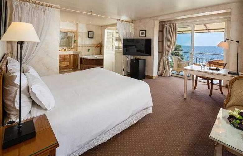 Best Western Hotel Montfleuri - Hotel - 49