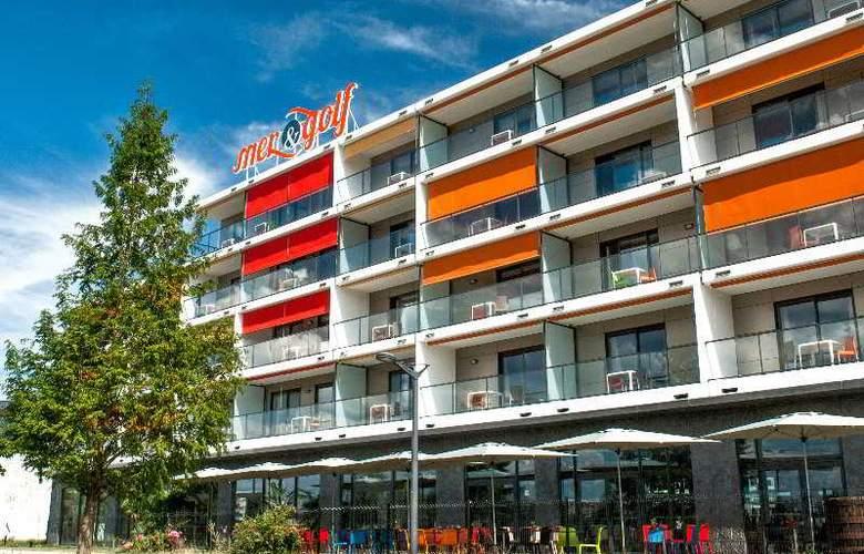Mer et Golf Appart-Hotel Bordeaux Lac - Bruges - Hotel - 19