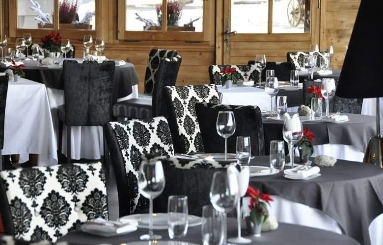 Les Roches Fleuries - Restaurant - 10