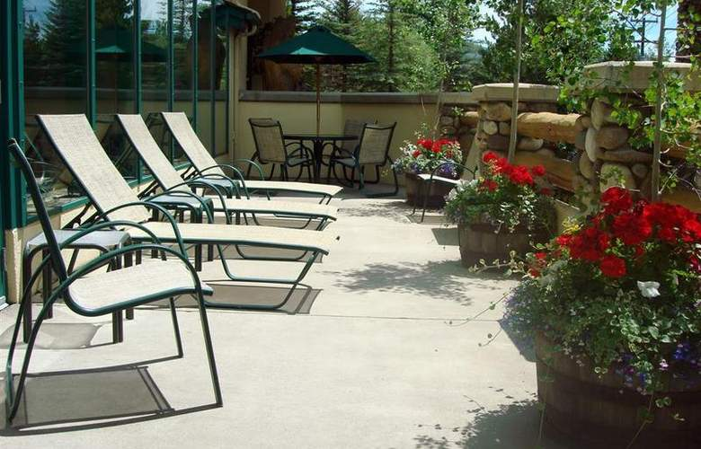 Best Western Plus Kentwood Lodge - Hotel - 75