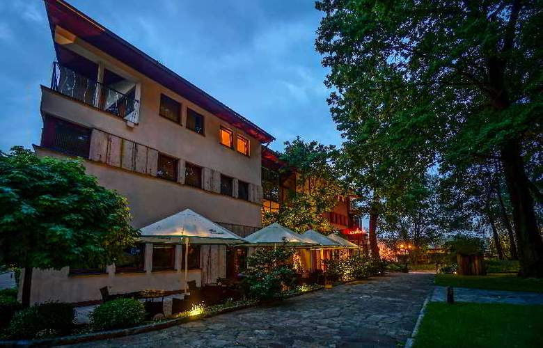 Farmona Hotel Business & SPA Hotel - Terrace - 86