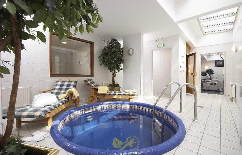 Millennium Court Mariott Executive Apartments - Sport - 8