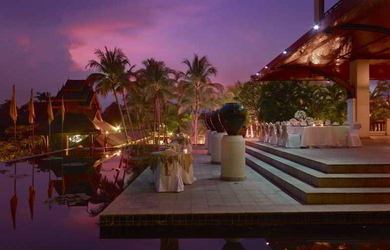 Chatrium Royal Lake Yangon - Terrace - 50