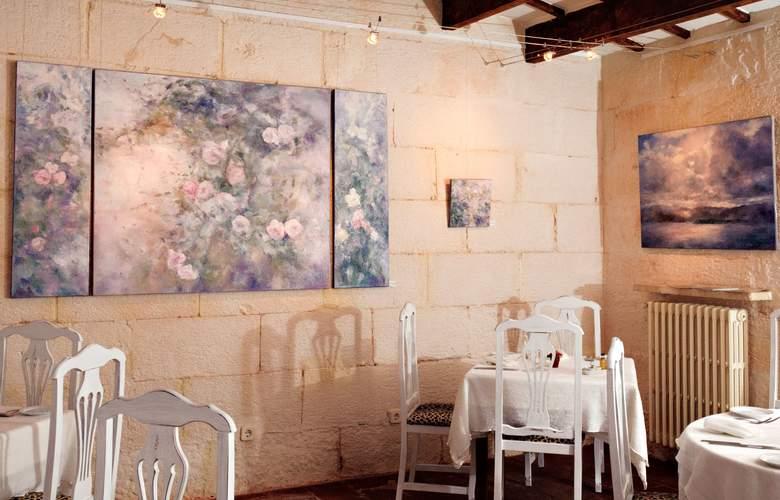Rural Biniarroca - Restaurant - 6