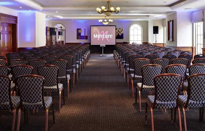 Mercure Southgate - Conference - 69