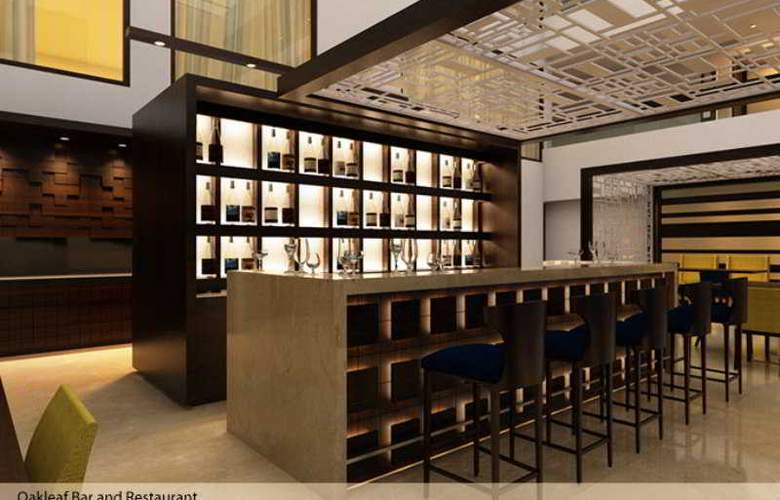 Oakwood Residence Prestige Whitefield Bangalore - Bar - 10