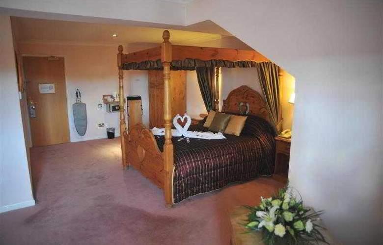 Best Western Bentley Leisure Club Hotel & Spa - Hotel - 66