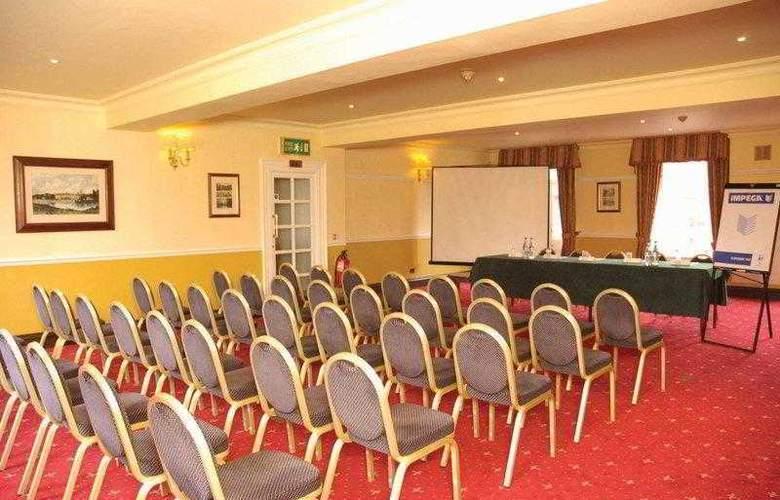 Best Western West Retford - Hotel - 14