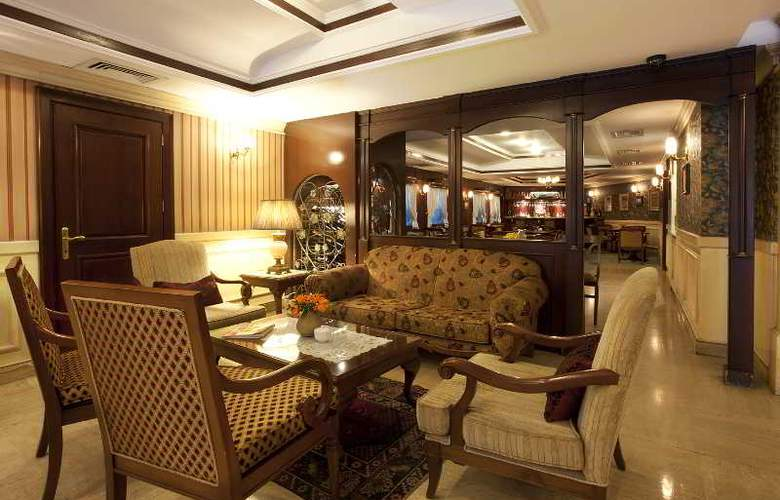 Orient Express Hotel - Sirkeci Group - Bar - 6