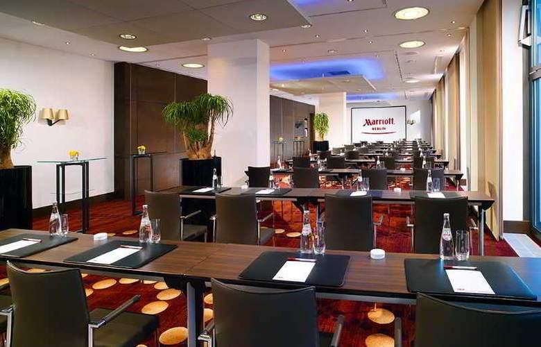 Marriott Berlin - Conference - 15
