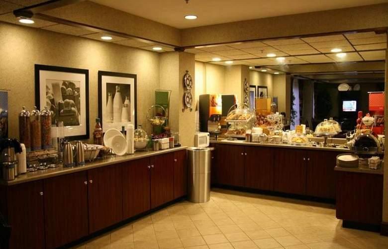 Hampton Inn Anderson - Restaurant - 15