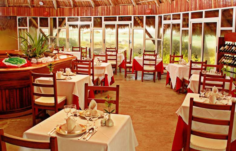 Sol Cayo Guillermo All Inclusive - Restaurant - 4