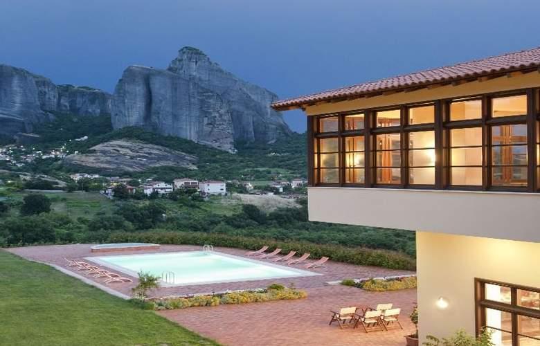 Gogos Meteora - Hotel - 5