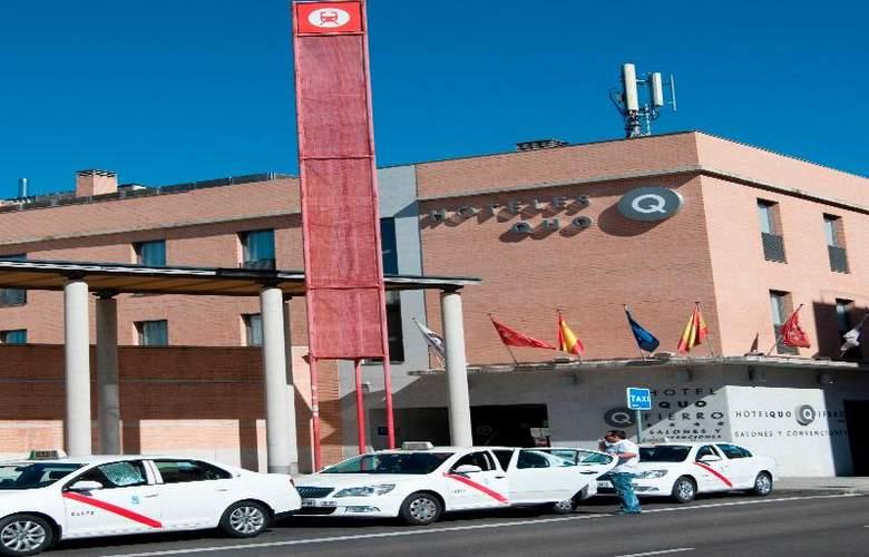 Exe Tres Cantos - Hotel - 11