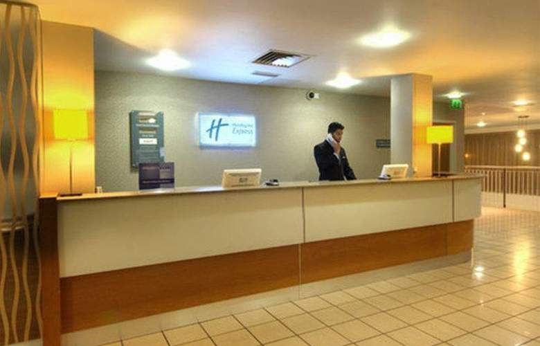 Holiday Inn Express London Limehouse - General - 8