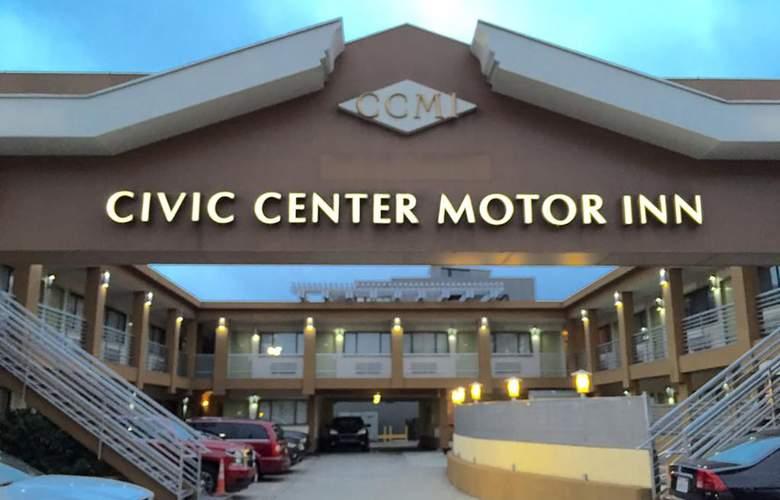 Civic Center Motor Inn - Hotel - 0