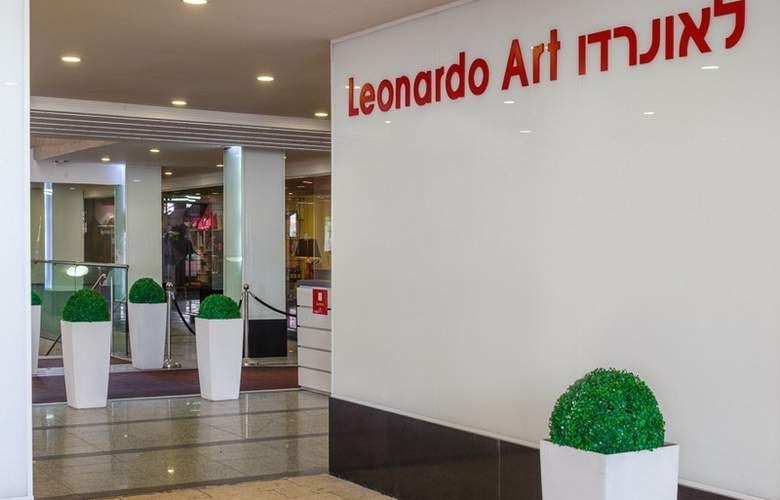 Leonardo Art Tel Aviv - Hotel - 0