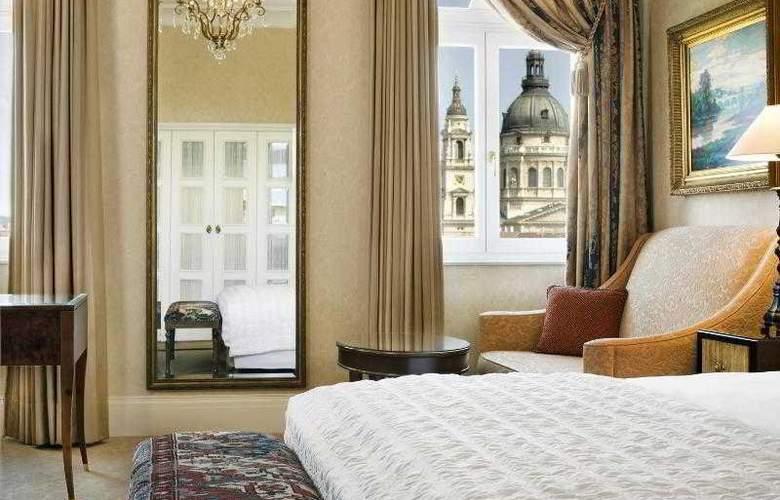 The Ritz-Carlton Budapest - Hotel - 4
