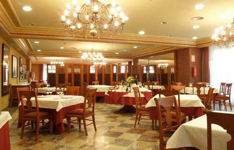Pamplona Villava - Restaurant - 18