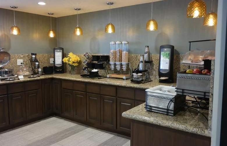 Best Western Phoenix I-17 Metrocenter Inn - Restaurant - 24
