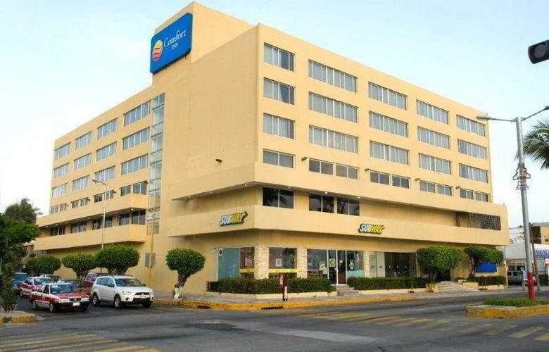 Comfort Inn Veracruz - Hotel - 0