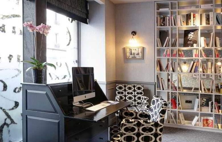 Best Western Hôtel Littéraire Premier Le Swann - Hotel - 94